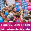 Stoppt die Sexualisierung unserer Kinder!
